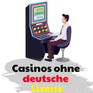 casinos ohne lizenze